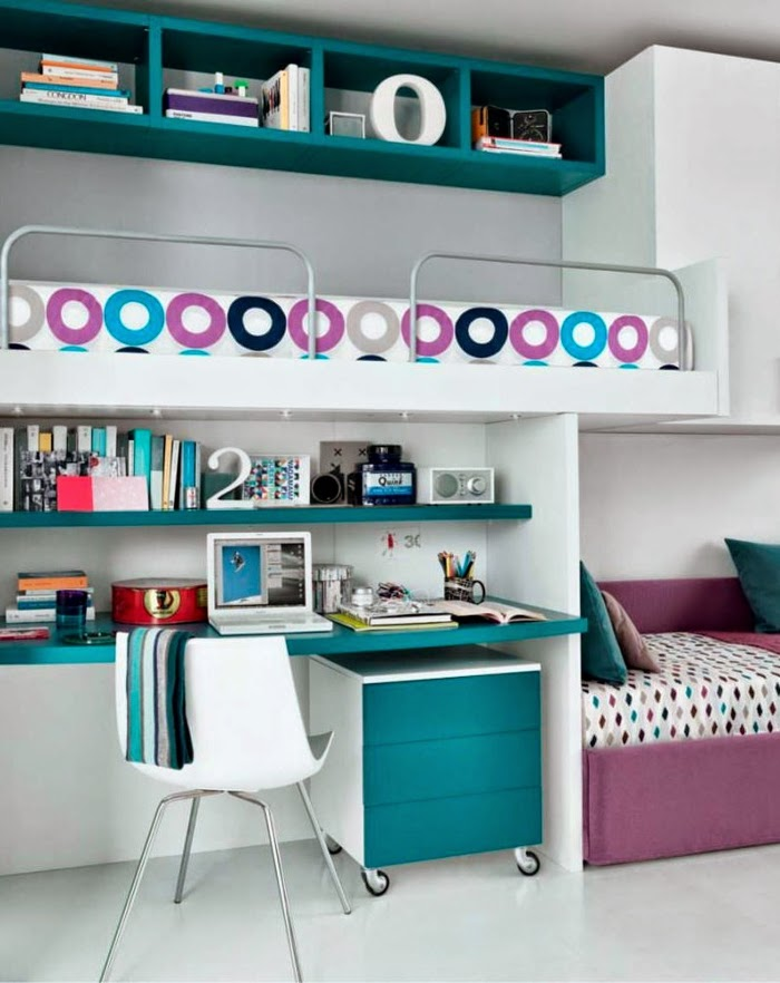 dormitorios juveniles para dos chicas dormitorios