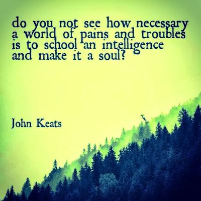 Depression quote john keats Single Mother Ahoy