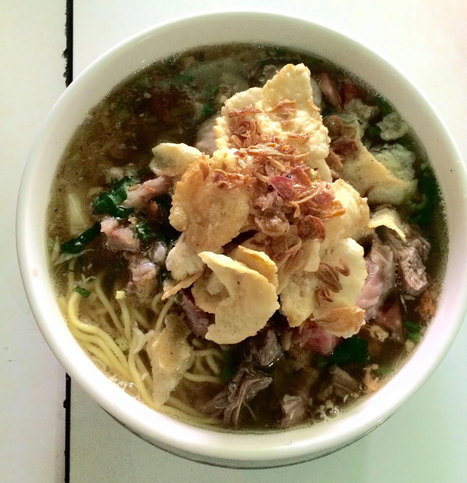 Inspirasikukeni Harus Mampu Makan Di Soto Mie Baso Sarodja