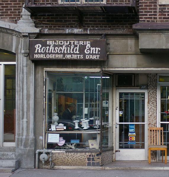 bijouterie shop