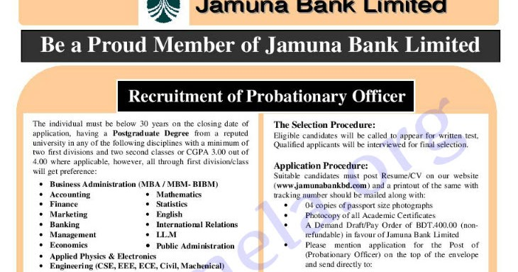 questionnaire of recruitment and selection process of islami bank bangladesh ltd Insights about senior officer - uttara bank ltd recruitment training business process sent to head office & bangladesh bank ltd 3reporting.