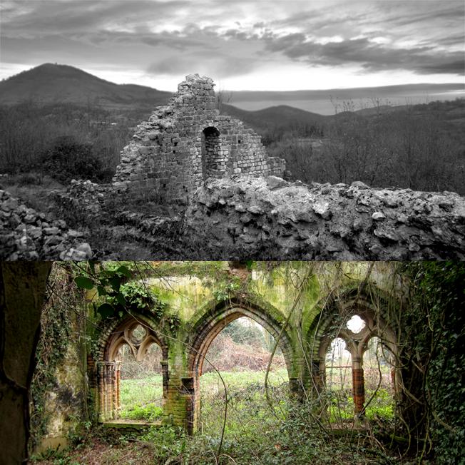 ruines - http://spicerabbits.blogspot.fr/