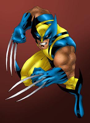 Wolverine da Marvel