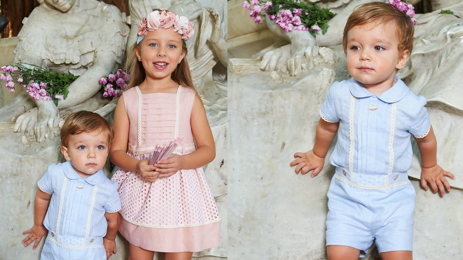 moda infantil marta y paula