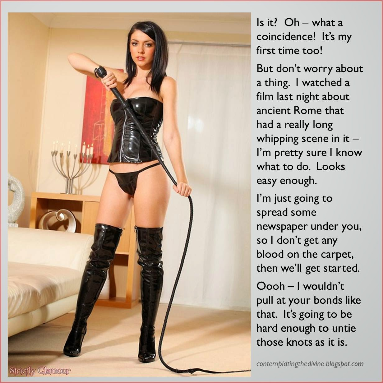 First time domme