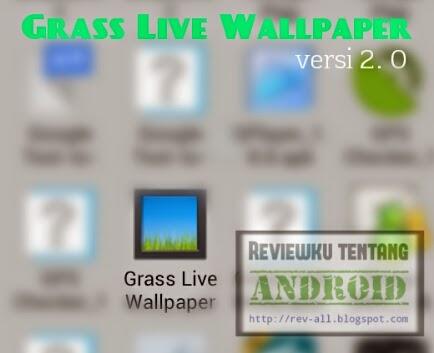 Ikon aplikasi Grass Live Wallpaper - wallpaper siang malam rumput bergoyang (rev-all.blogspot.com)