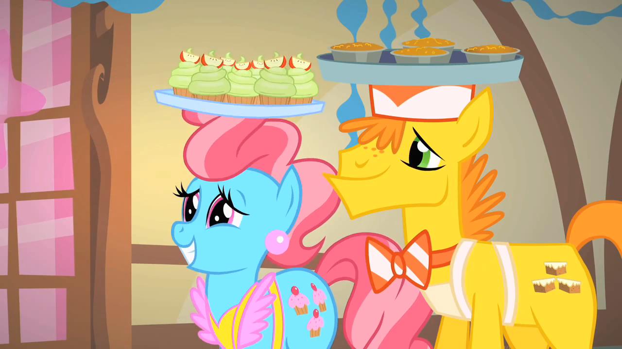 Mrs Cake Personality