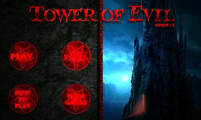 Download Tower of Evil v1.0 Android Apk Full