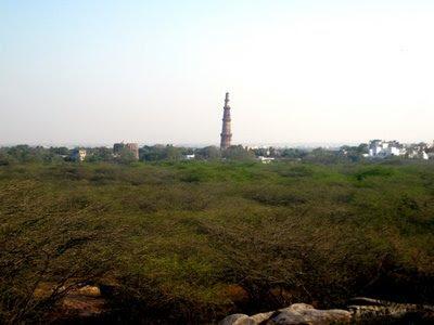 Sanjay Van Ghoast New Delhi