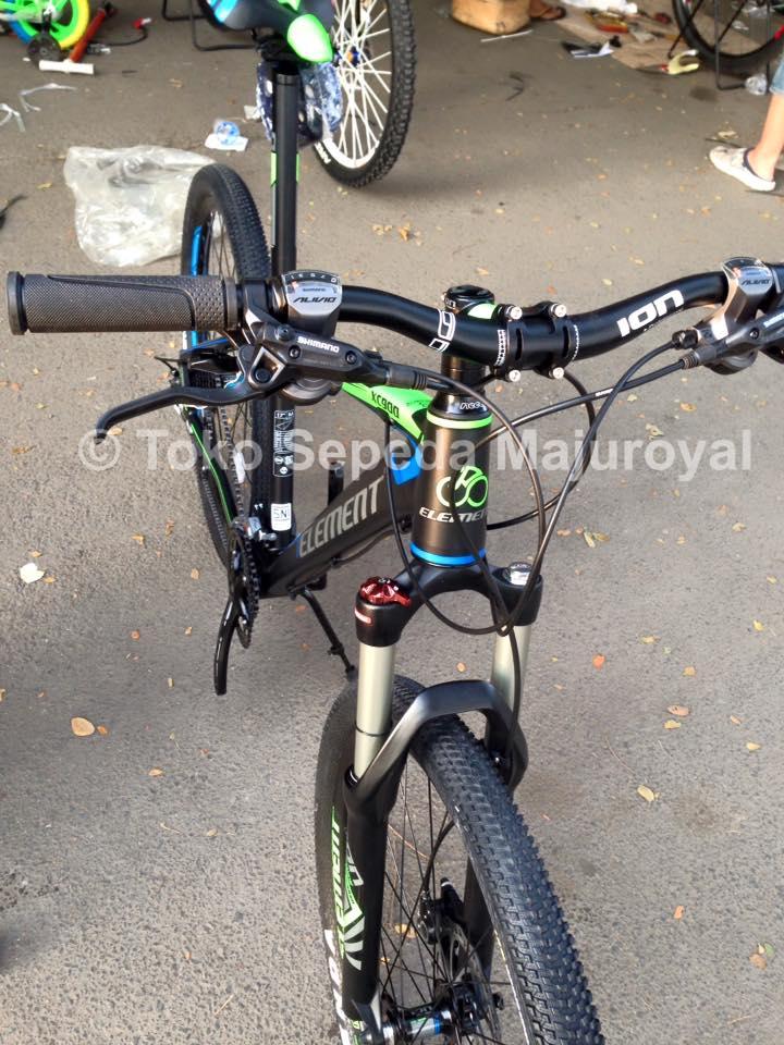 Toko Sepeda Online Majuroyal: Sepeda Mtb Element