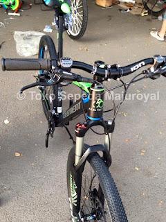 """Sepeda mtb 27,5"""" Aluminium Element XC900 a"""