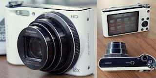 Jual Kamera Samsung WB150 Second
