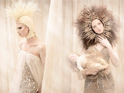 Haute couture baroque amato lekpa luxe bijou