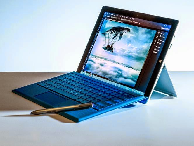 Amazing Microsoft launches Surface Pro 3