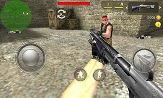 Gun & Strike 3D Game Perang terpopuler Android