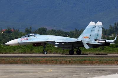 Su-27 SK Vietnam