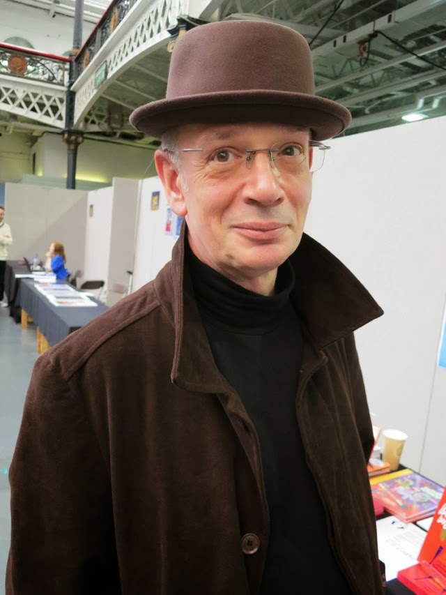 The Cosplay At London Film And Comic Con, From Steve Cook