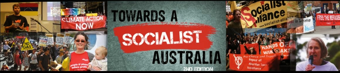 Towards a Socialist Australia