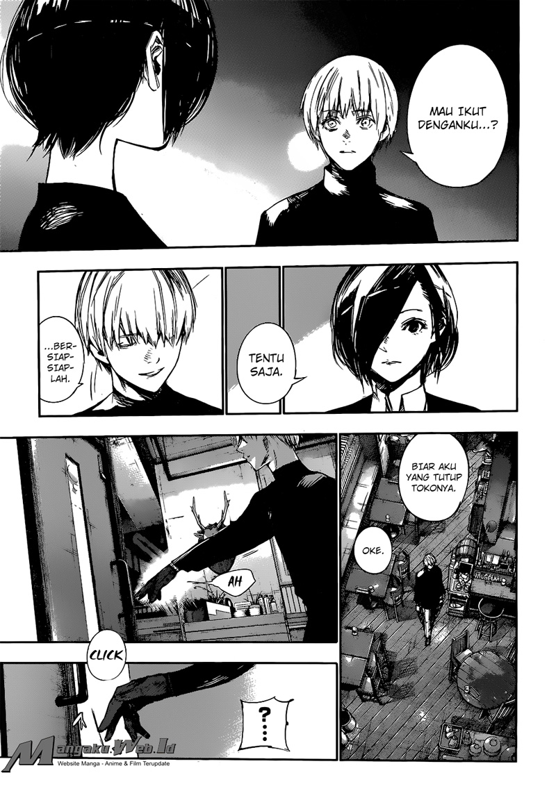 Tokyo Ghoul:re Chapter 122-18