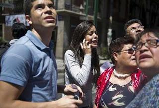 Consecuencias psicológicas por sismos en la Ciudad de México
