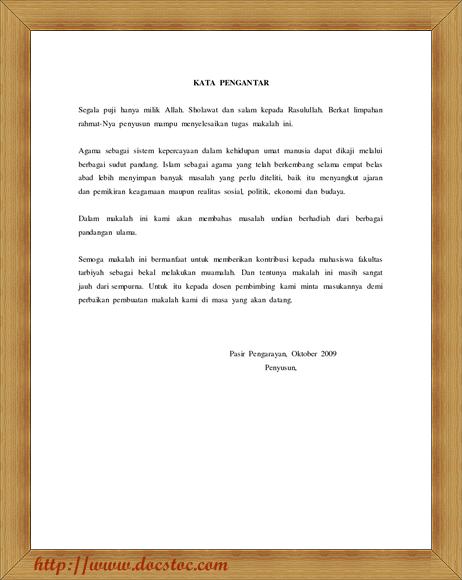 Contoh Artikel Bahasa Indonesia Ragam Ilmiah - Gontoh