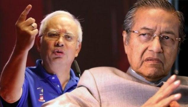 Najib tidak jawab persoalan yang dibangkitkan dalam blognya - Tun M