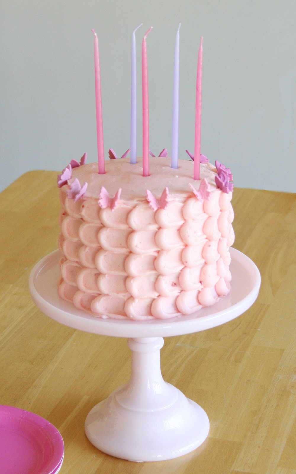 Butterfly Birthday Cake Glorious Treats