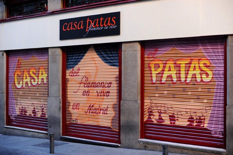 Casa Patas. FLamenco