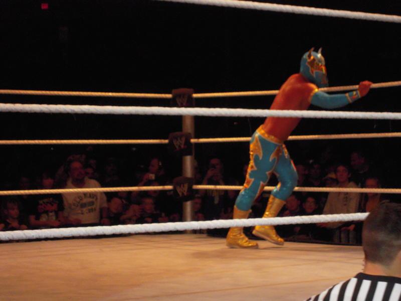 sin cara. sin cara wwe wrestler.