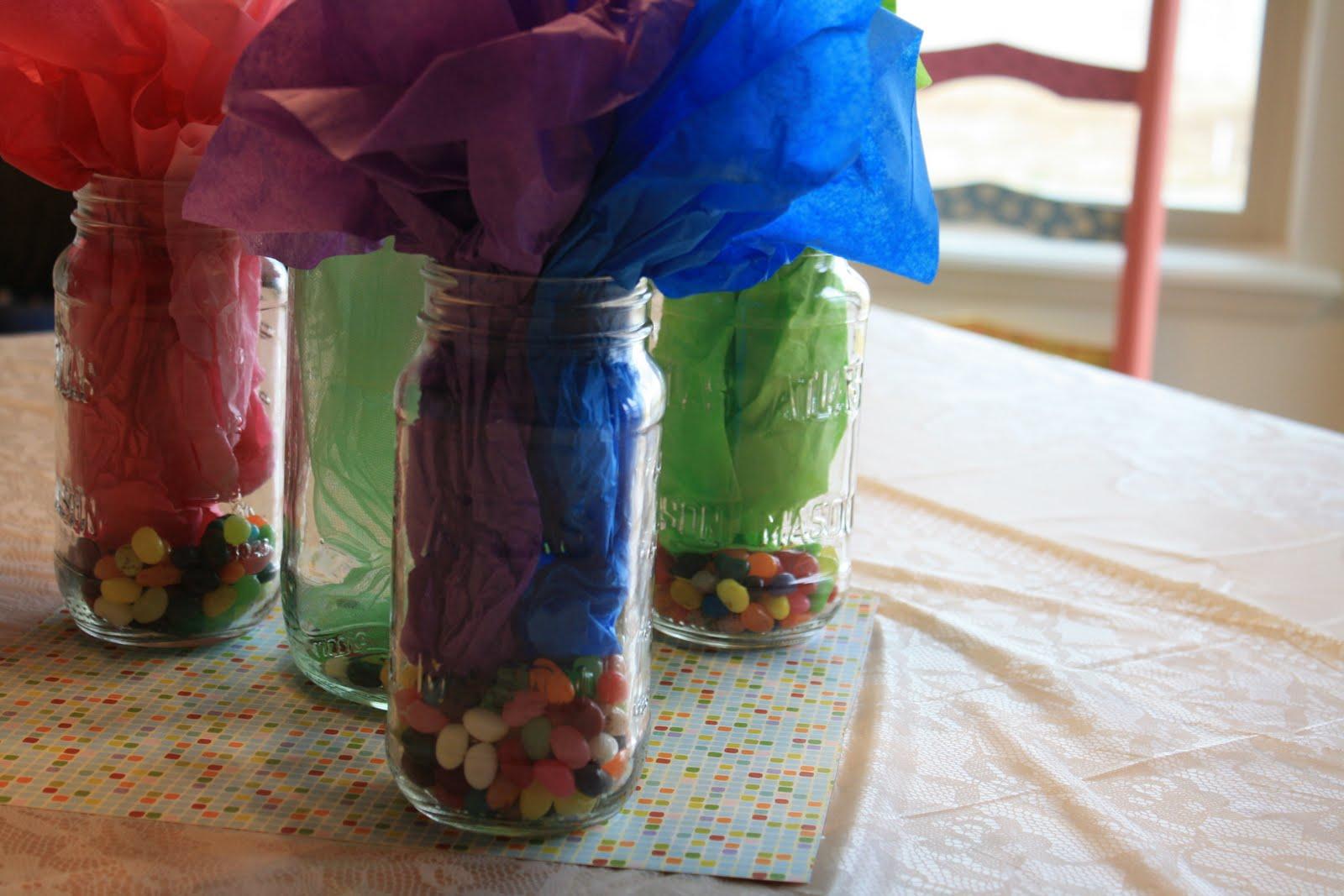 Pile O Craft Rainbow Pony Party