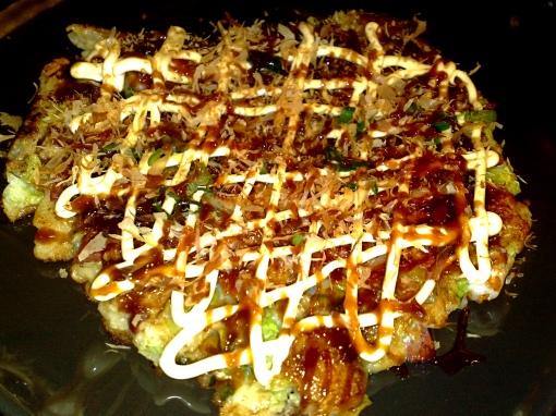 Okonomiyaki - The Japanese pizza. | Japan culture center