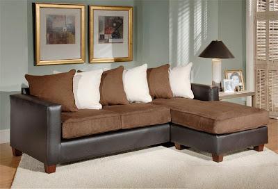 Home design ideas: Living Room Fabric Sofa Sets Designs 2011