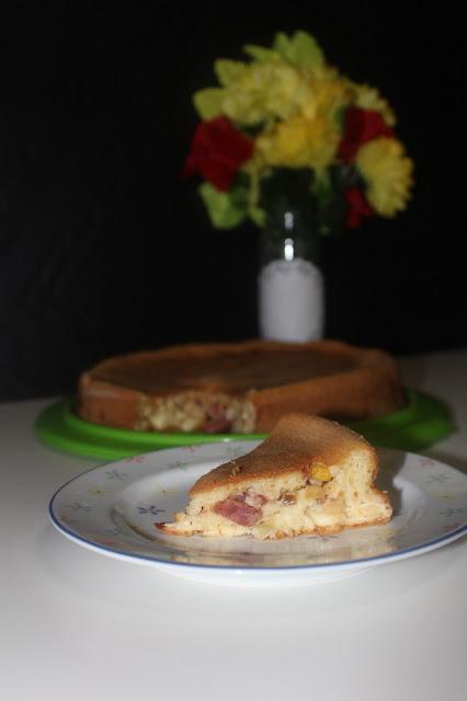torta de bacon