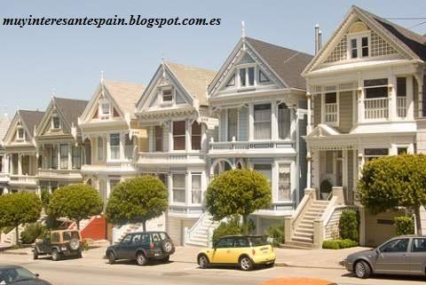 tradición arquitectónica norteamericana es similar a la arquitectura victoriana de Reino Unido