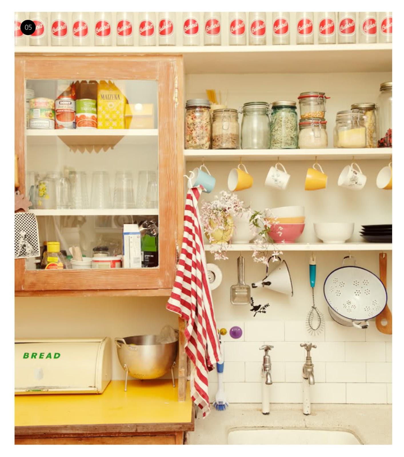 Vanilla & Cashmere: VINTAGE KITCHENS #BC960F 1414 1600