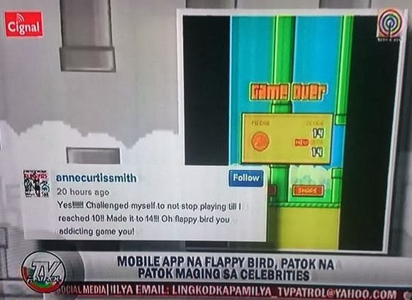 Flappy Bird Philippines, Flappy Bird