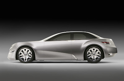 2006 Acura Advanced Sedan Concept