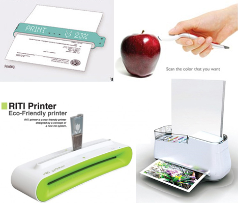 Future Technology Printers: 3D, Smart, Ultra-fast, Inkless, Wireless, All-in-One