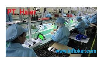 Lowongan Kerja PT. Haier Electrical Appliances Indonesia ( HEAI ) 2016