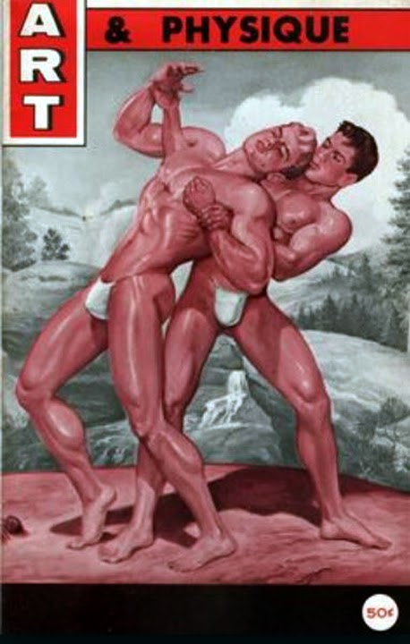 from Allan history of gay magazines