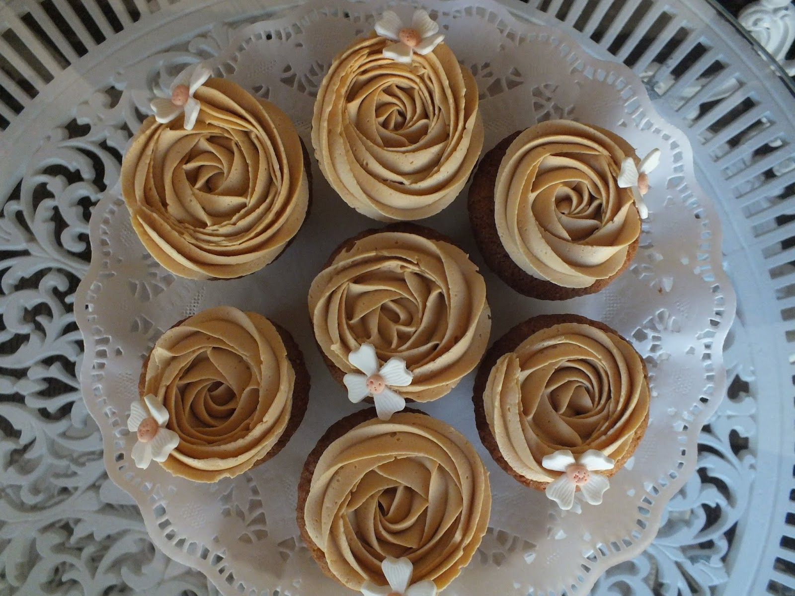 Dulces y algo m s tenerife cupcakes de cafe - Cupcakes tenerife ...
