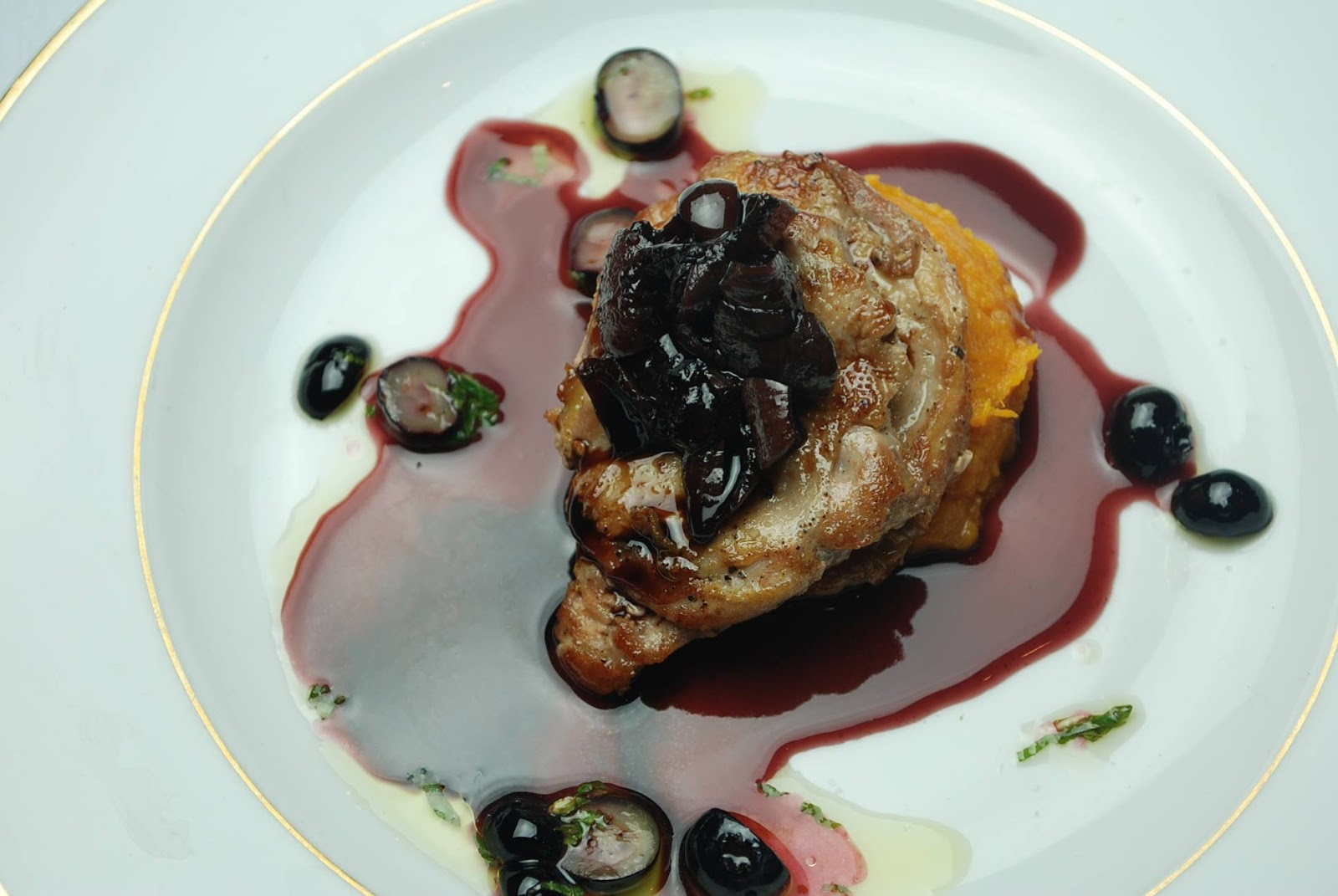 Roast Quail With Balsamic Reduction Recipes — Dishmaps