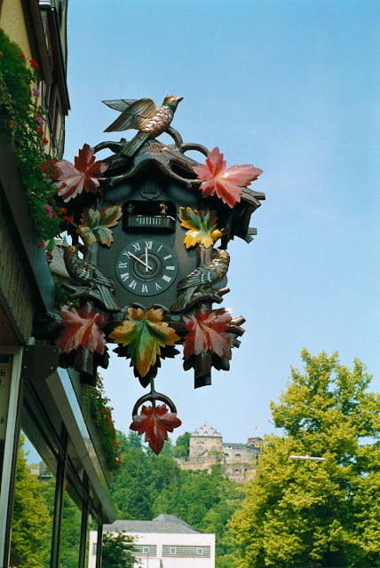 More cultural immersion—I am really looking forward to learning about the German tradition of cuckoo-clock making from the artisans themselves! Photo: © German National Tourist Office. Unauthorized use is prohibited.
