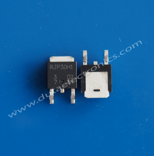 Transistor RJP30H1DPD - Silicon N Channel IGBT High speed power switching
