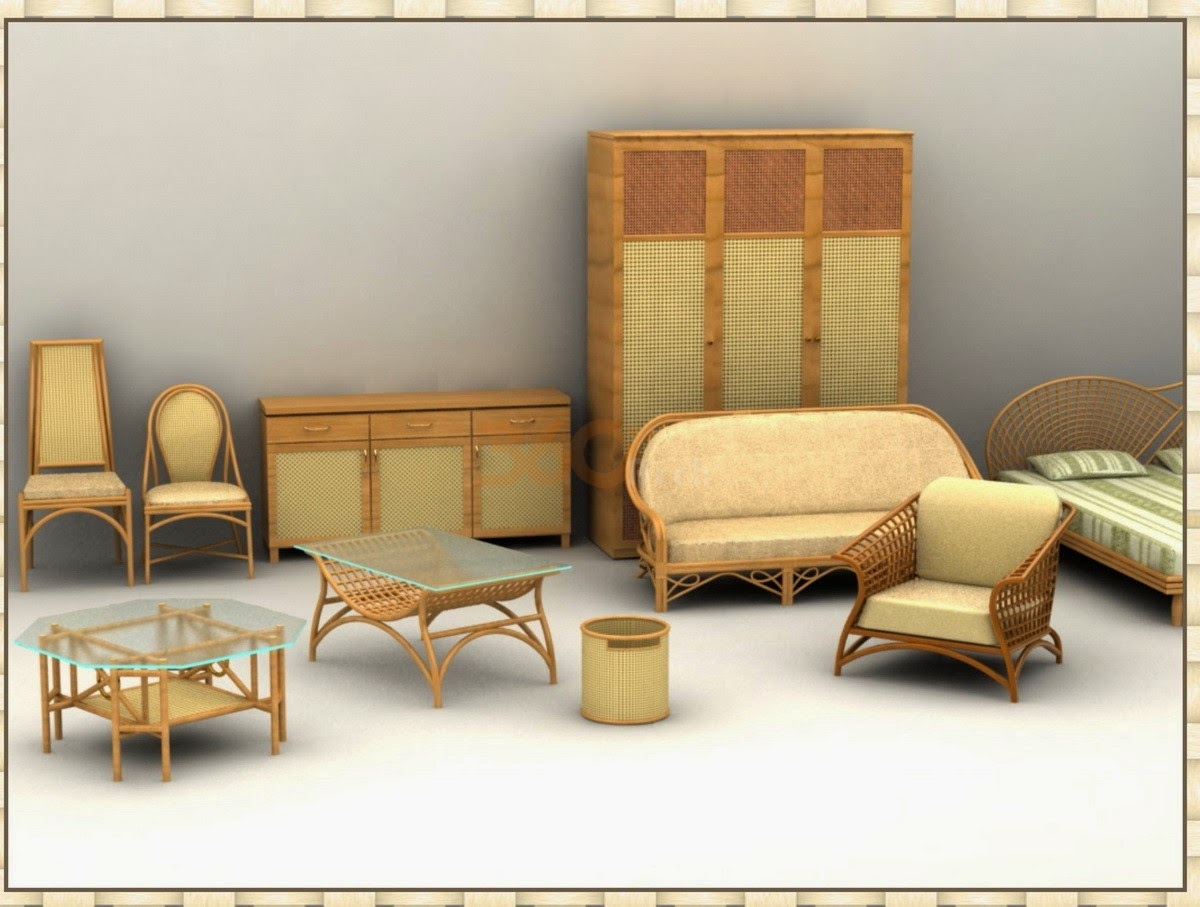 33 model 3dsmax b n gh t m y tre an for Muebles de oficina 3d model