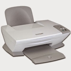 lexmark X1240 printer