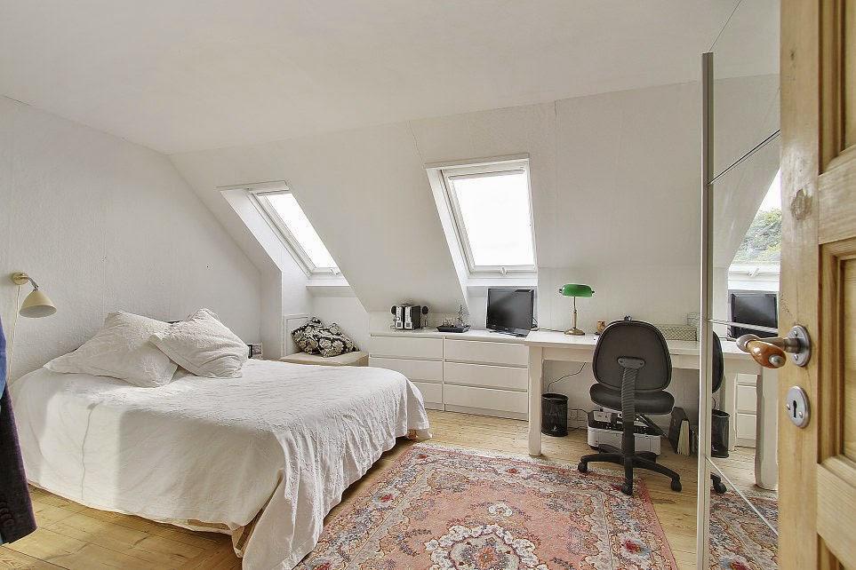 astile nordico arredamento interni : ... luminoso ?tico decorado al estilo escandinavo, Dinamarca - ArQuitexs