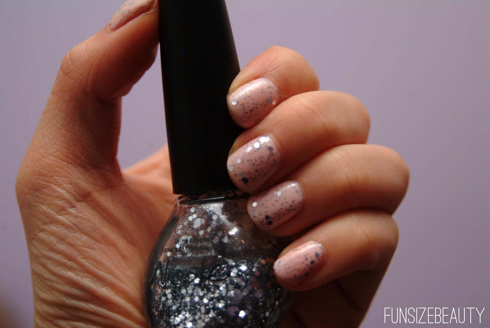 Revlon Pink Glitter Nail Polish Glitter Polishes And Nail