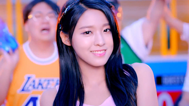 AoA Seolhyun Heart Attack Teaser