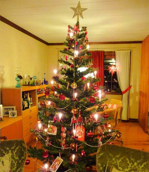 decoracao arvore de natal vermelha e dourada : decoracao arvore de natal vermelha e dourada:IMAGENSNET: MENSAGEM DE FELIZ NATAL – MERRY CHRISTMAS